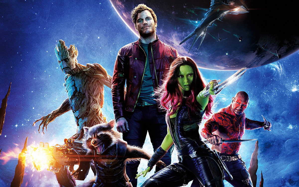 Guardian of the Galaxy Promo Image