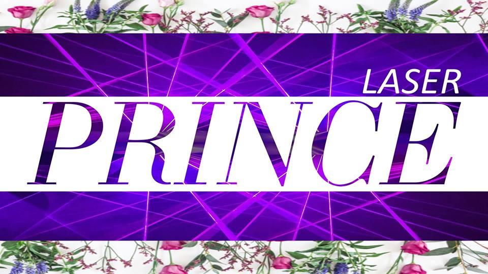 Laser PRINCE Banner!