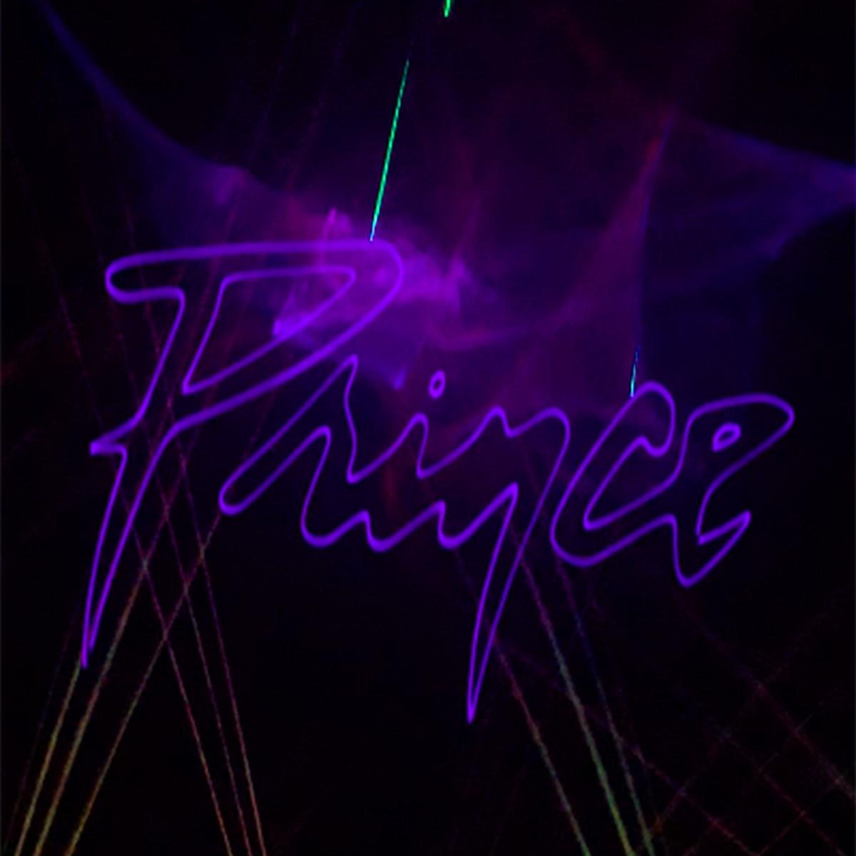 Laser PRINCE!