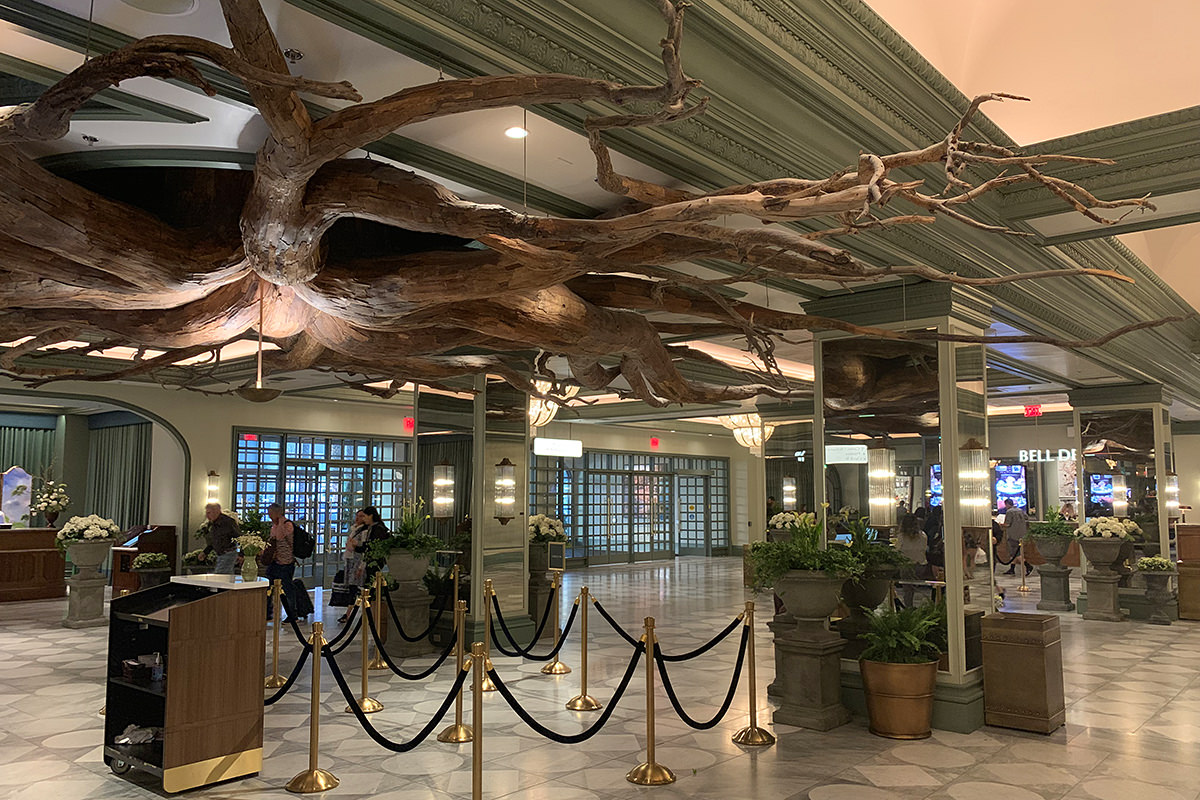 The Lobby at the MGM Park Hotel