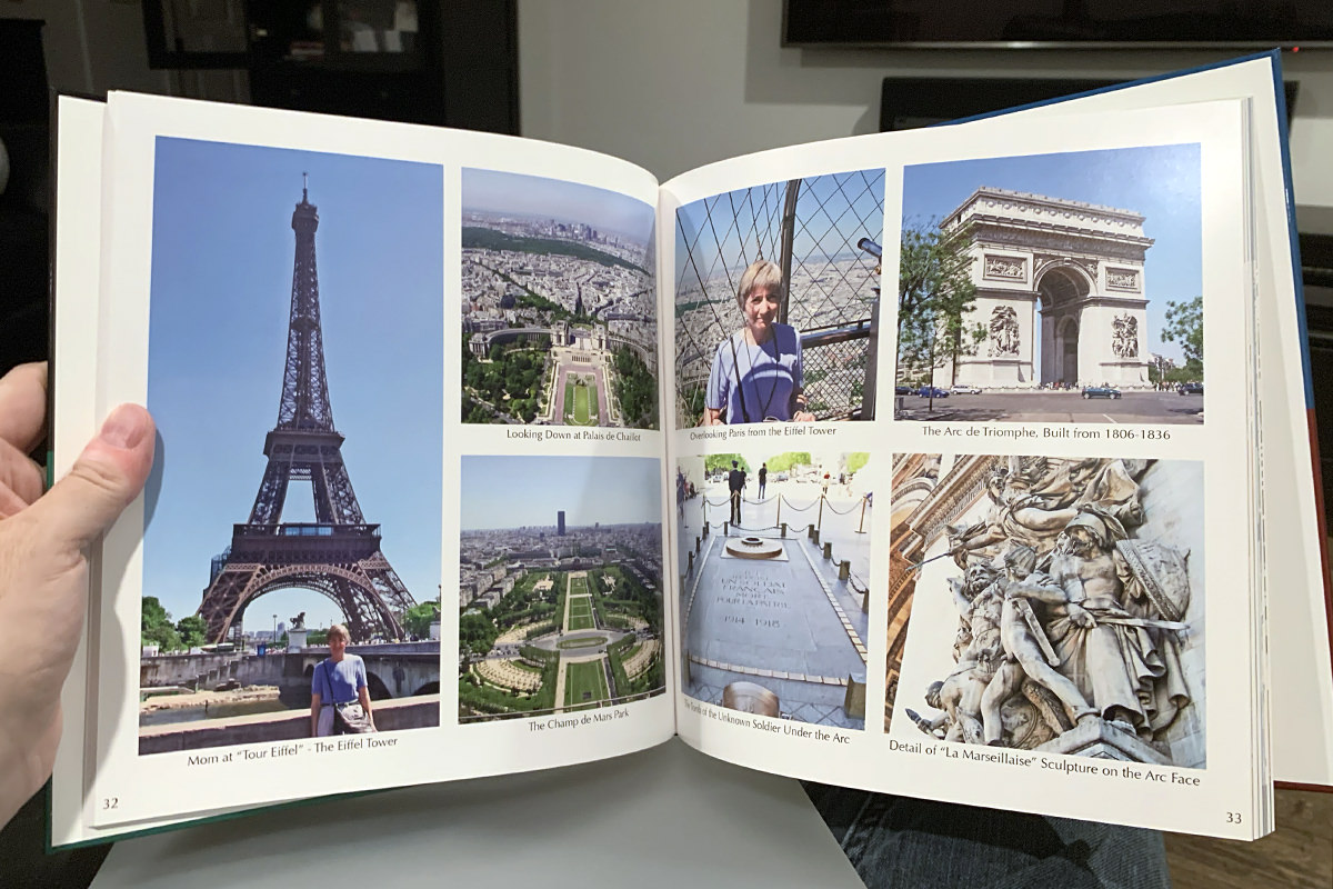 Mom Travel Book!