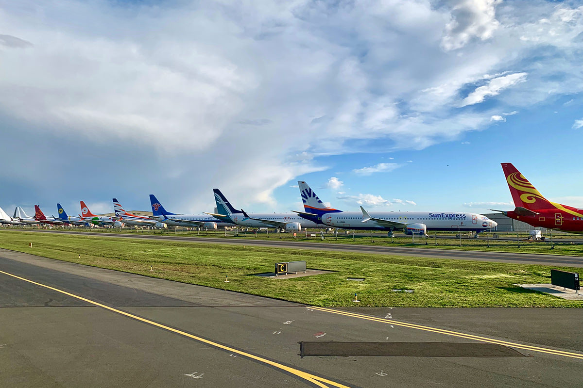 Paine Field Everett, Washington