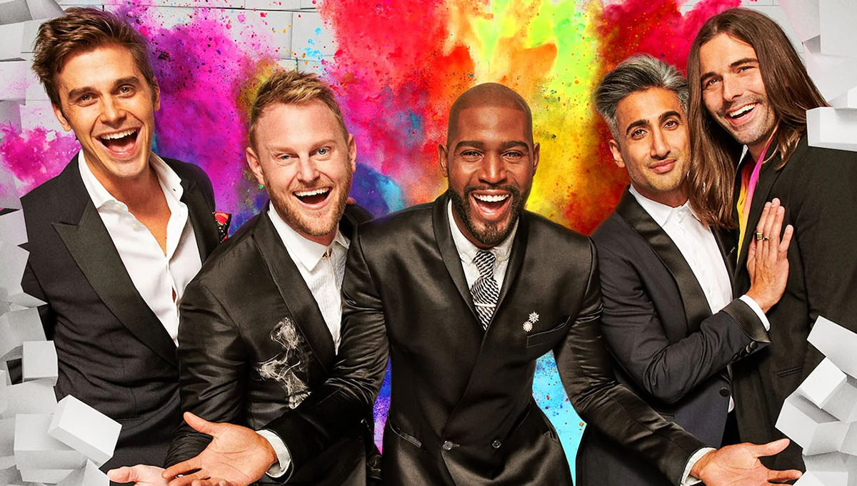 Queer Eye Season Three Promo Image