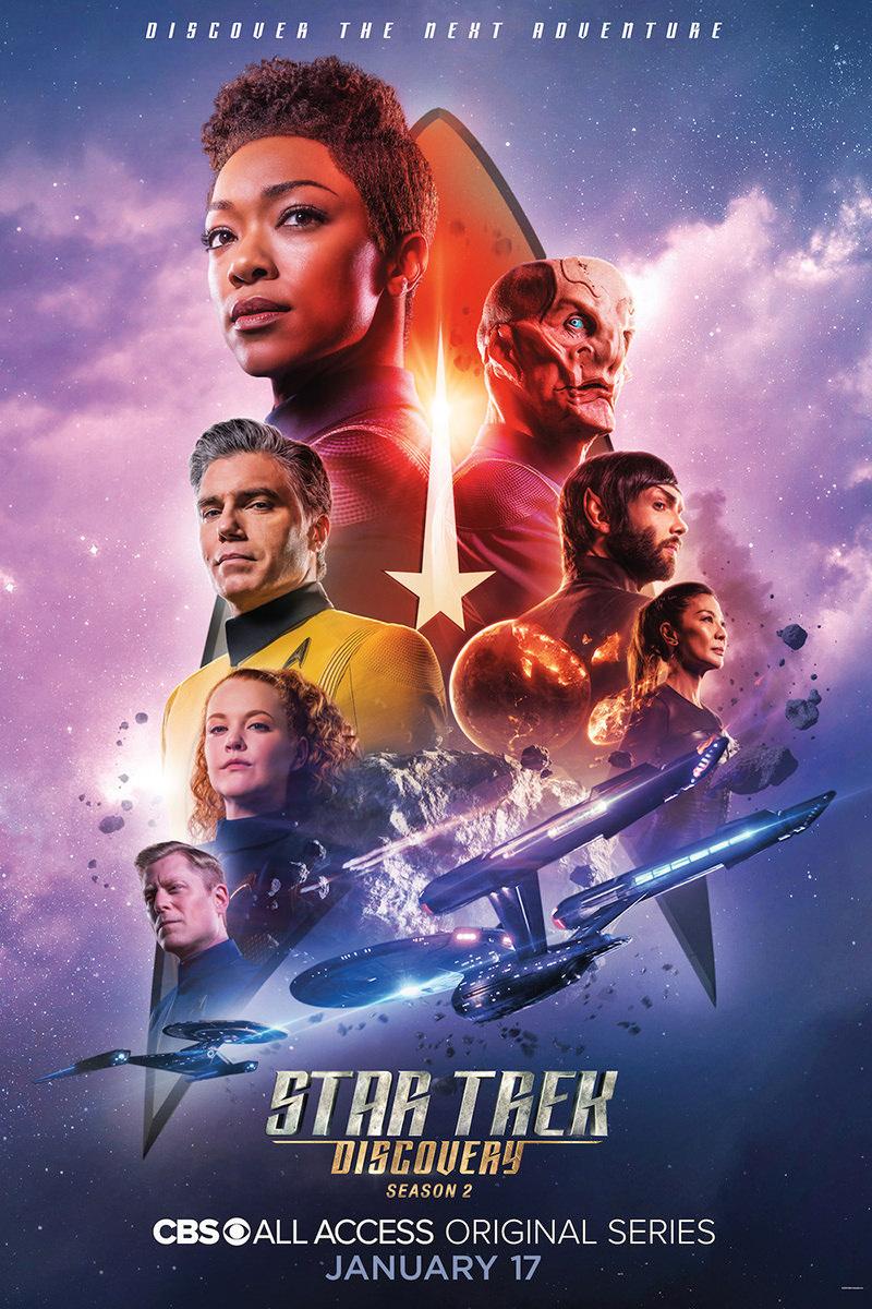 Star Trek: Discovery!