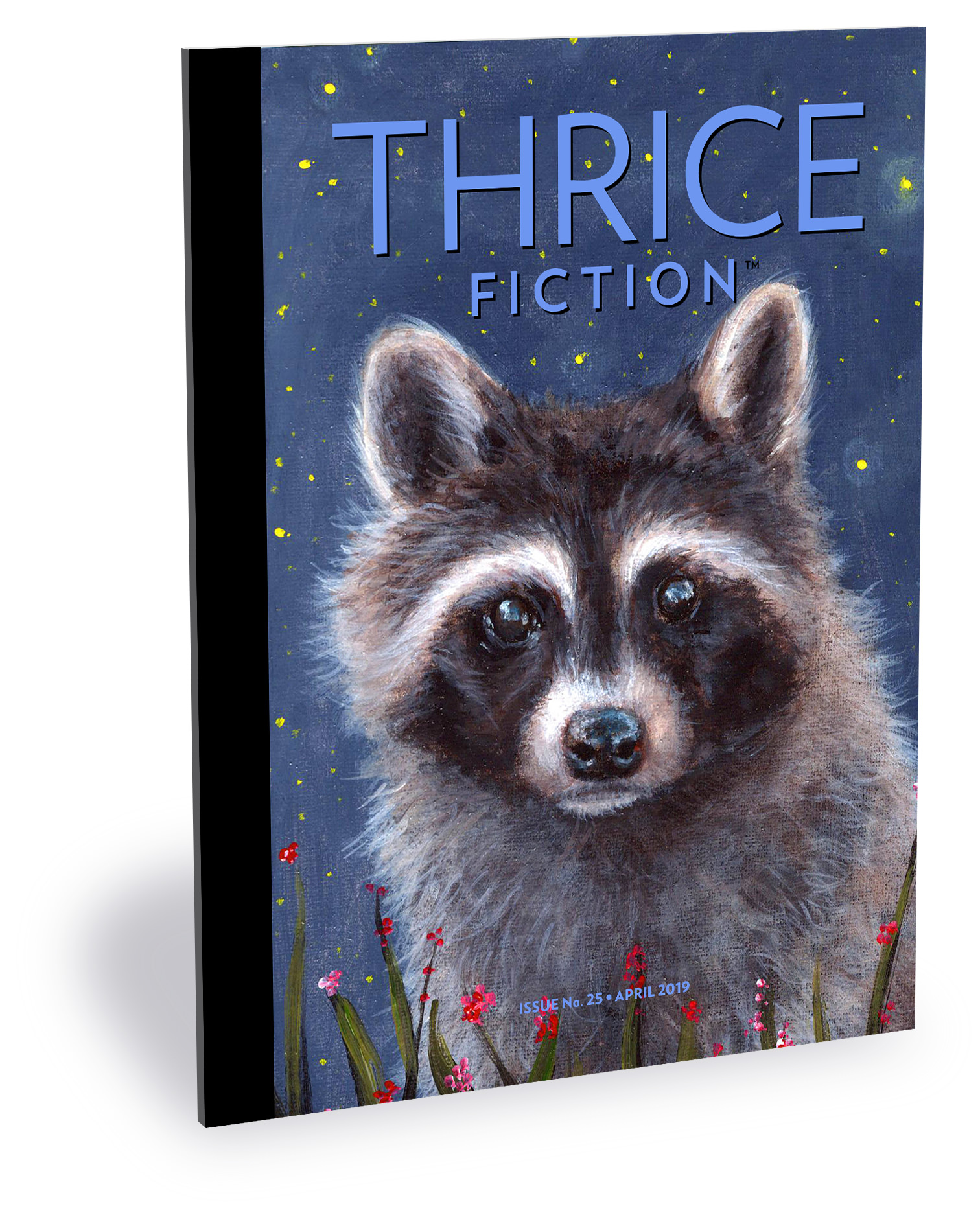 Thrice Fiction No. 25 Cover!