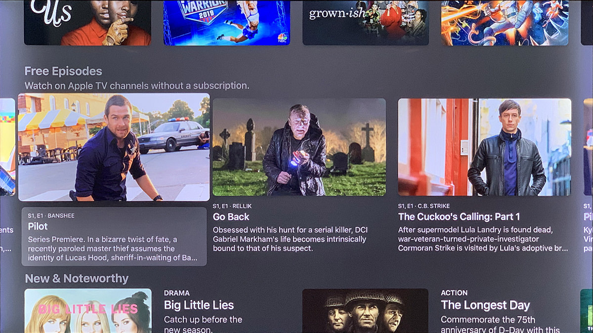 AppleTV Interface Review!