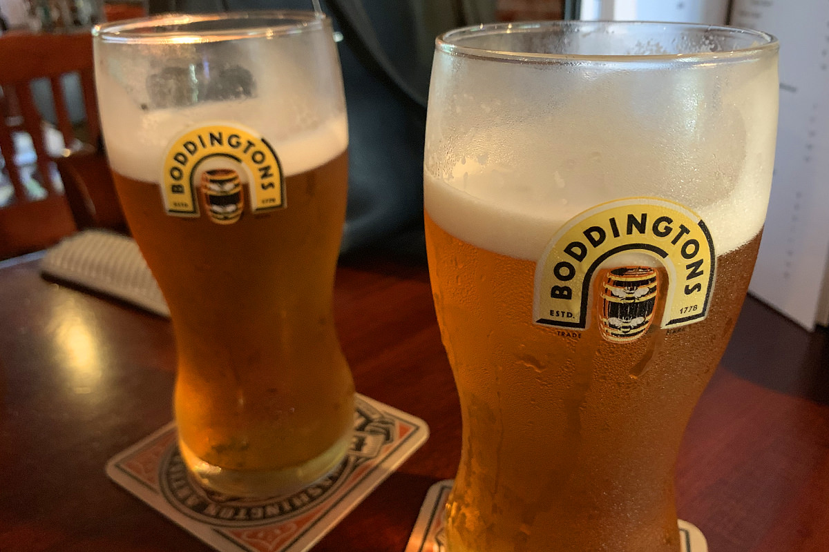 Boddington's Cream Ale