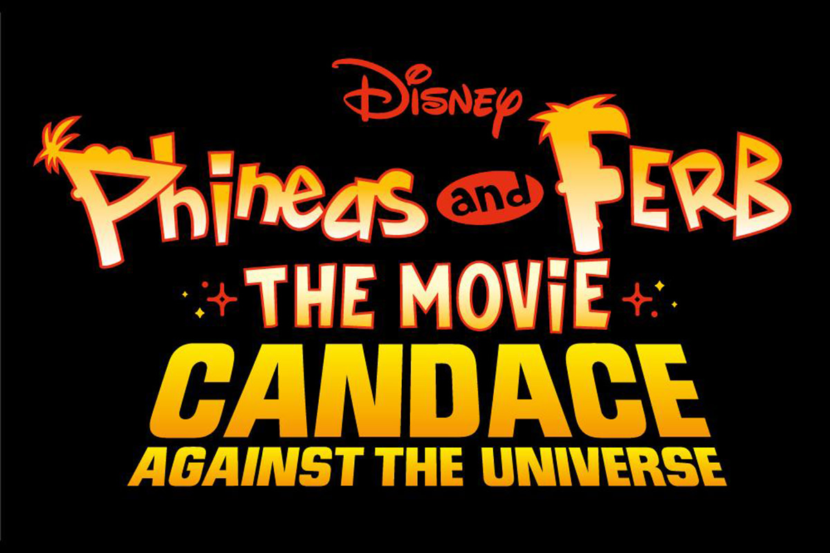 Phineas and Ferb The Movie logo.