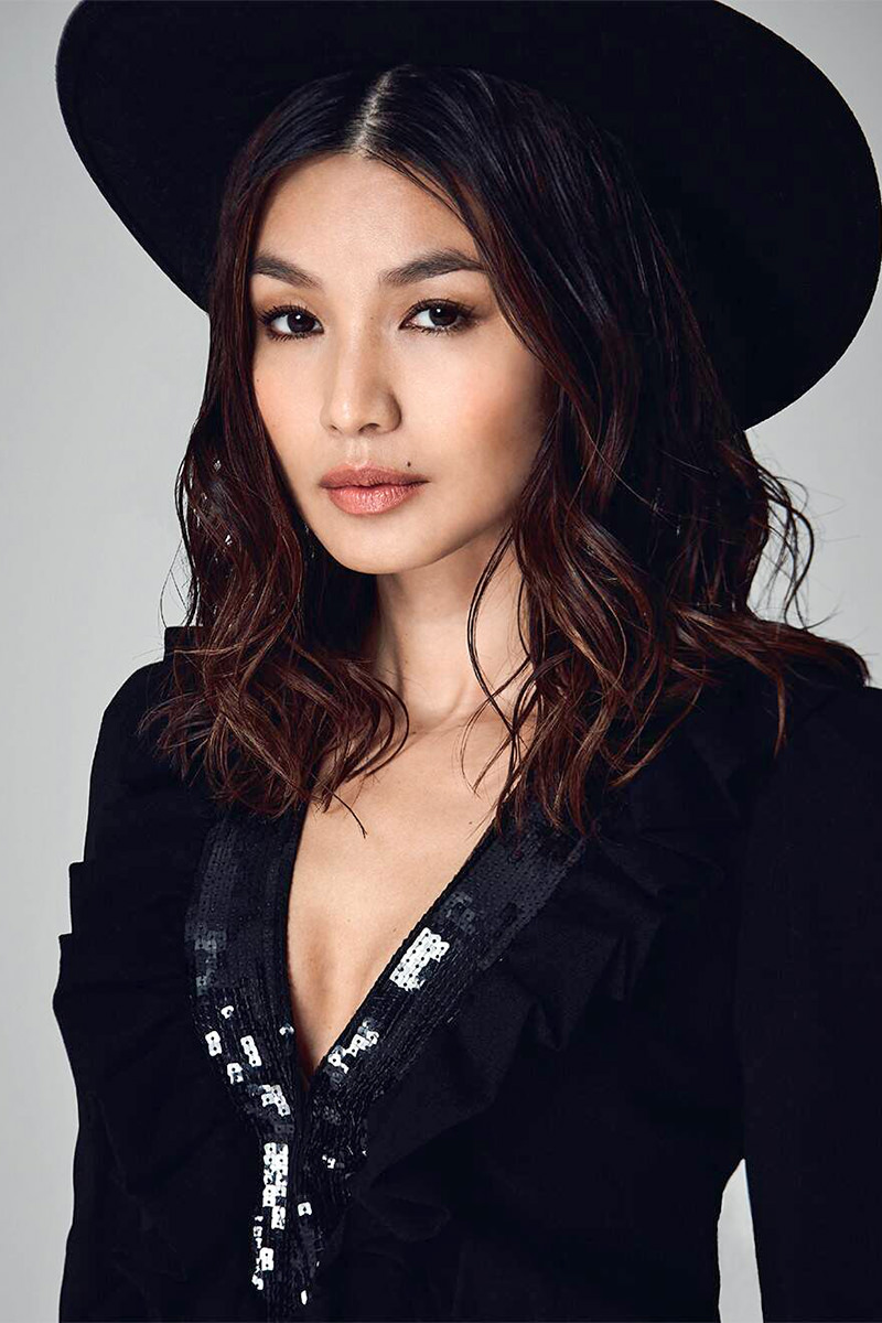 Gemma Chan Fashion!