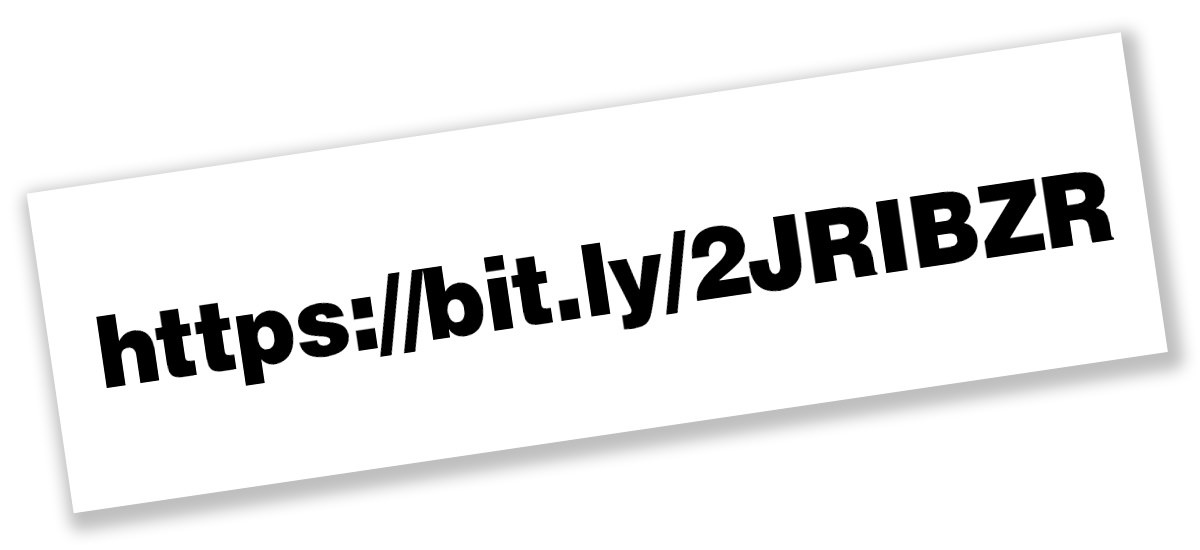 URL Sticker: https://bit.ly/2JRIBZR