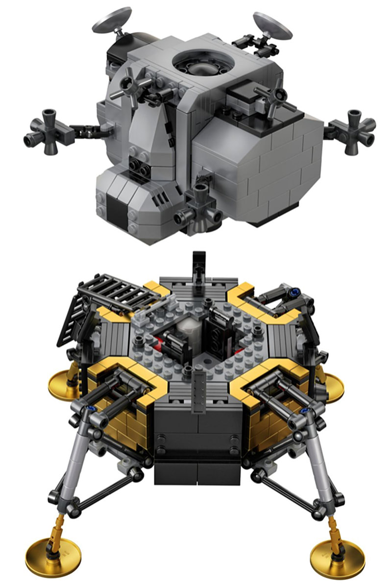 LEGO Moon Lander Set!
