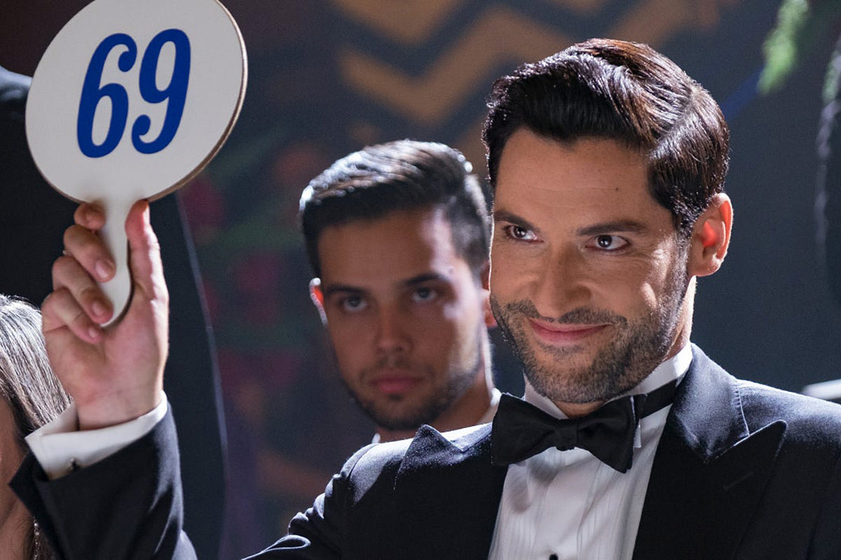 Lucifer Season 5!