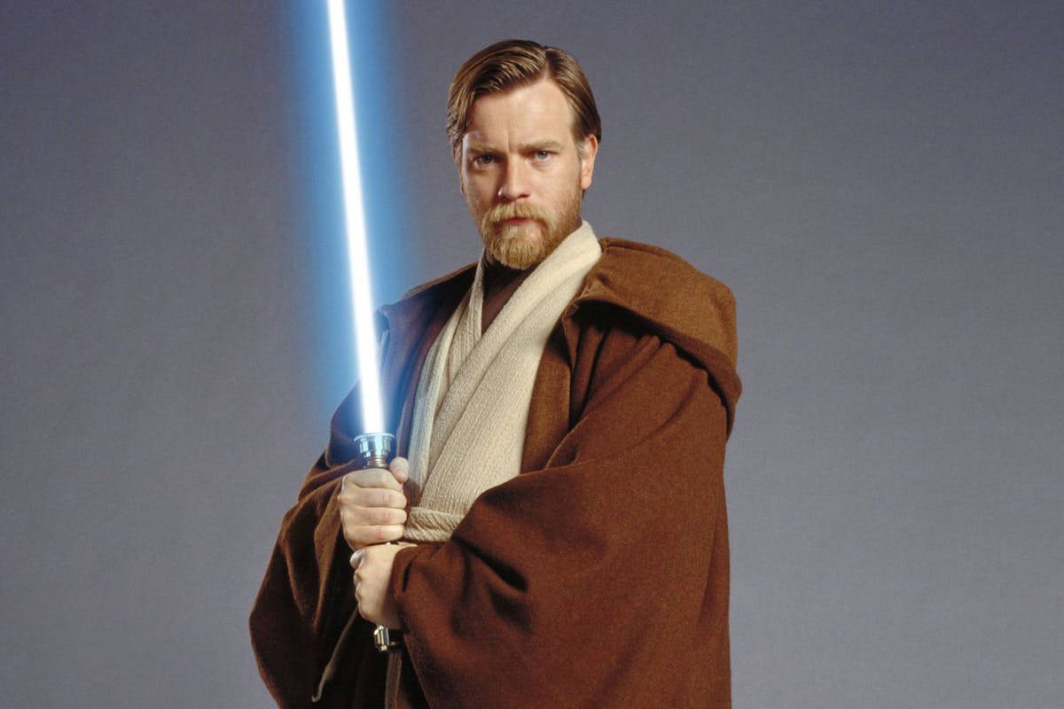 Ewan McGregor as Obi-Wan Kenobe