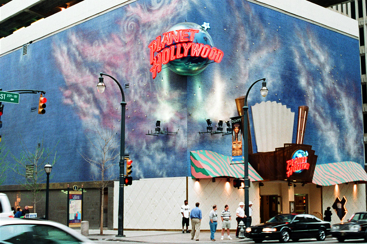 Planet Hollywood Atlanta