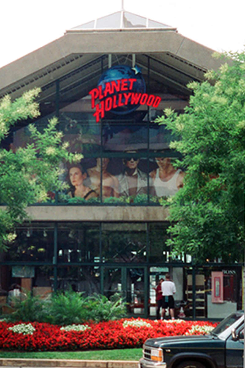 Planet Hollywood Baltimore