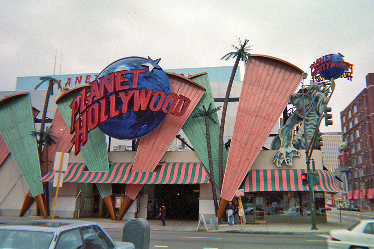 Planet Hollywood Chicago