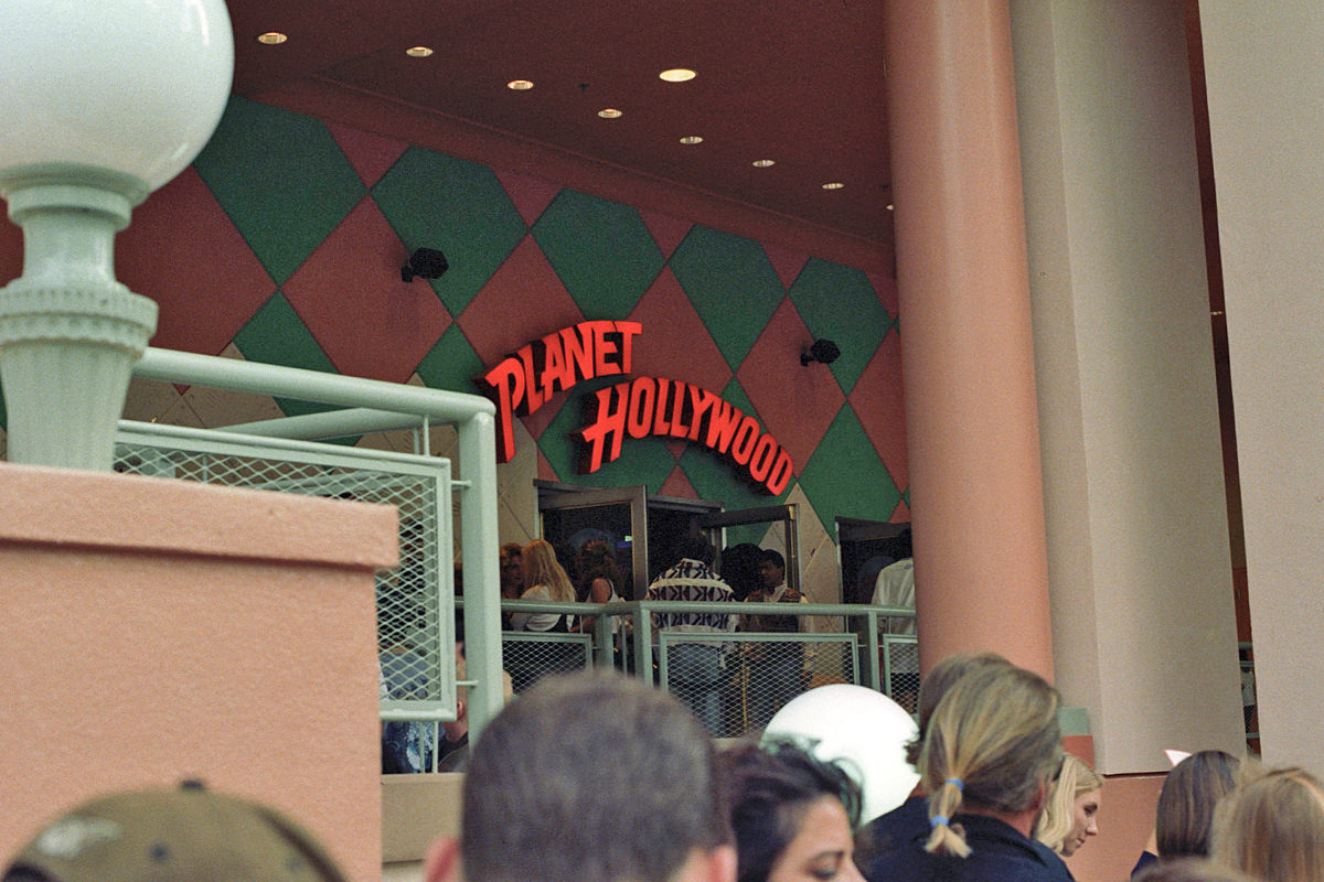 Planet Hollywood San Diego