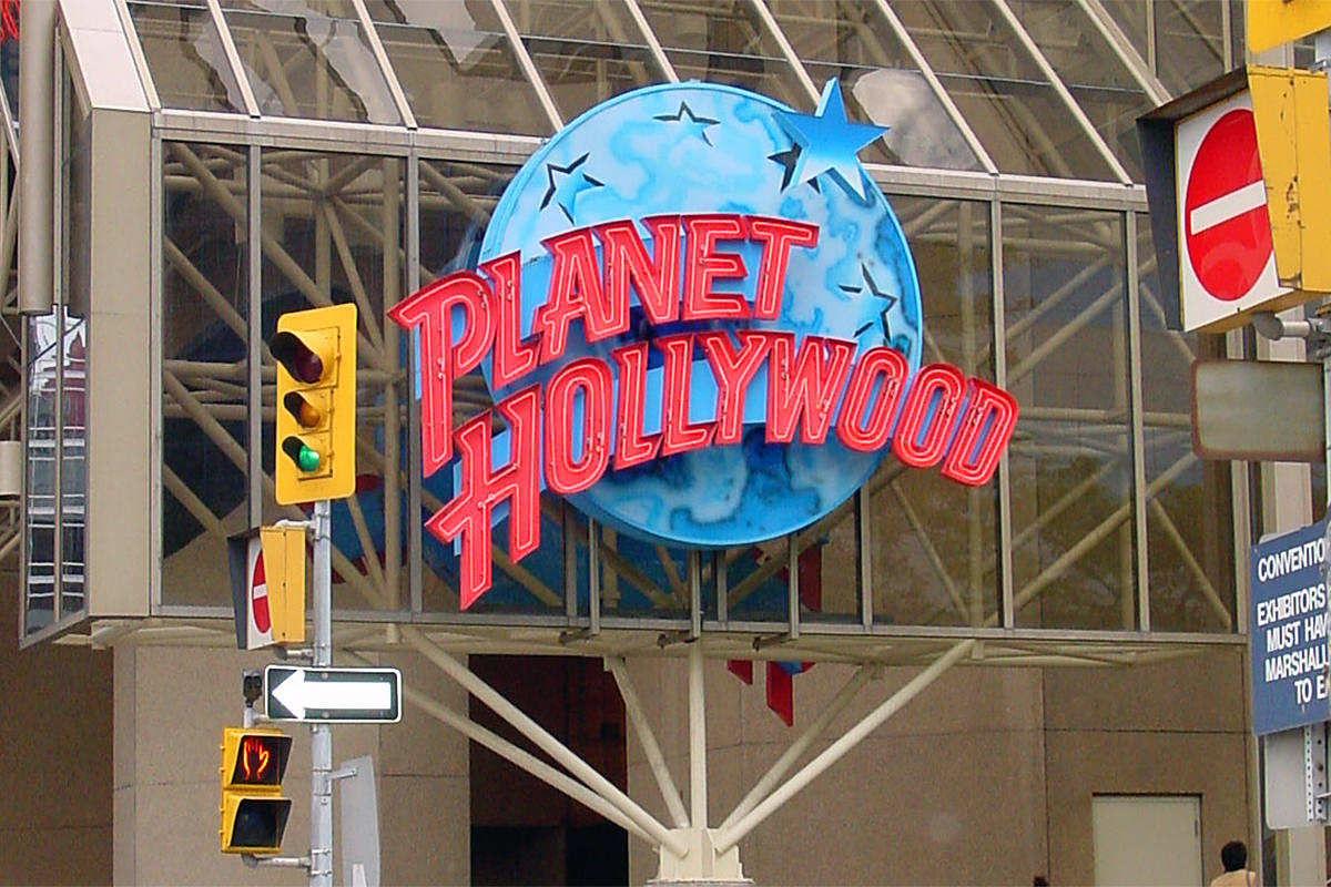 Planet Hollywood Toronto
