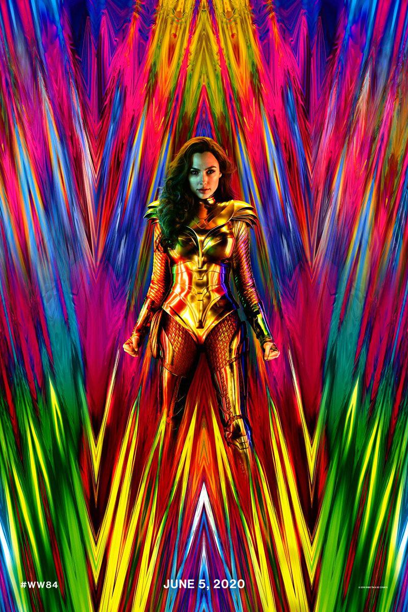 Wonder Woman 84!
