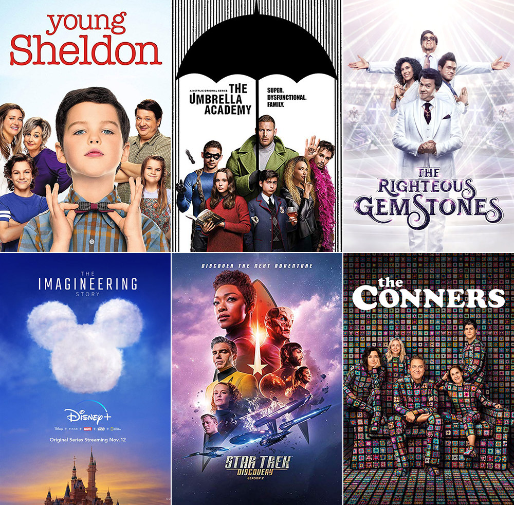 Favorite Television Shows 2019