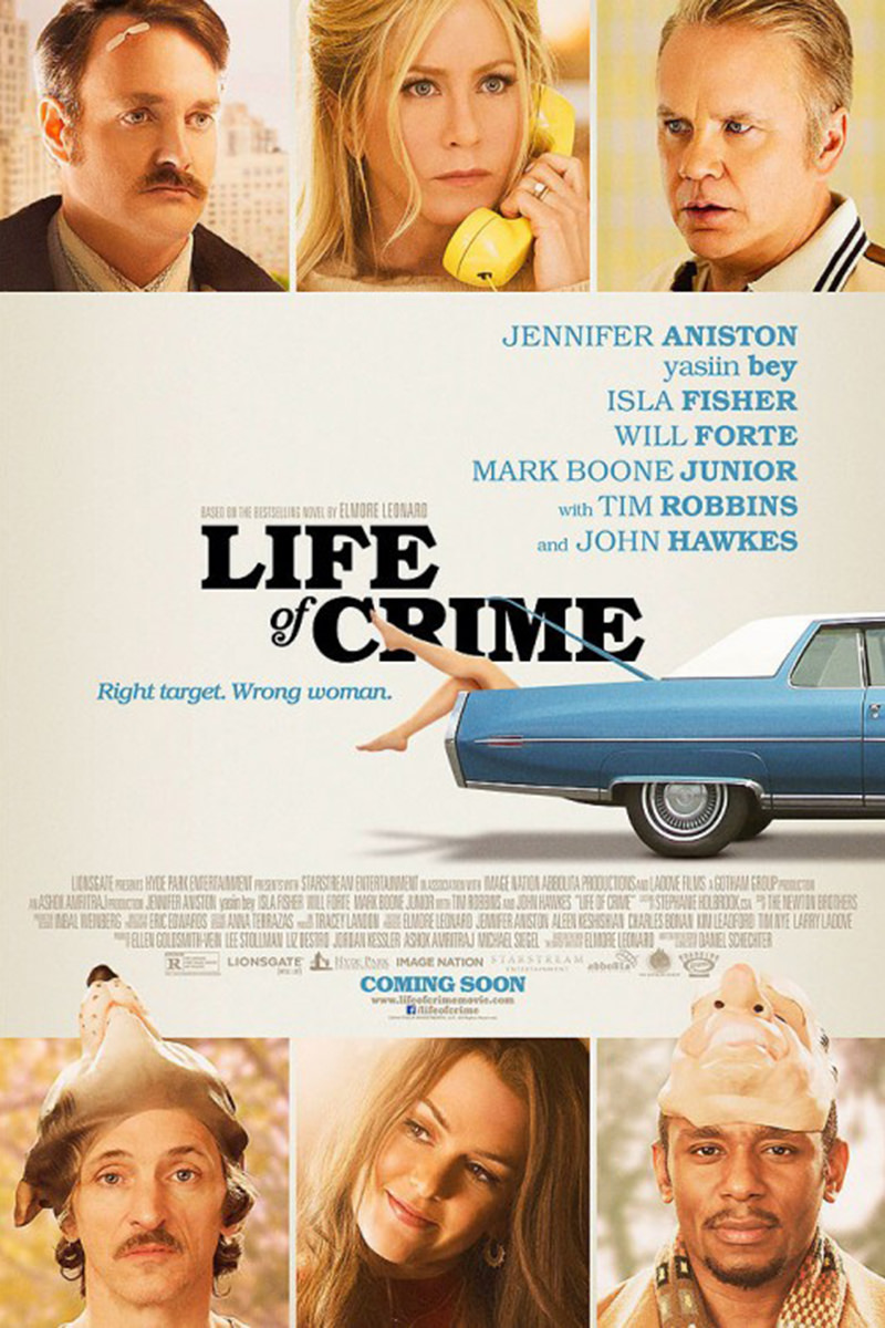 Life of Crime Movie Poster.