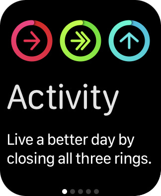 Live a better day with ACTIVITY!