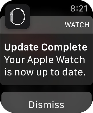 Watch face with the DATE on it.
