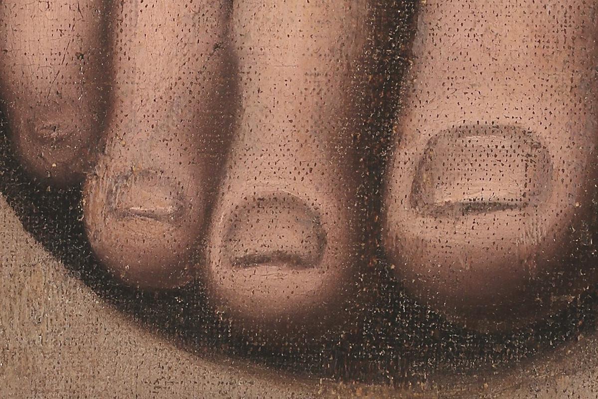 Jesus's Toes