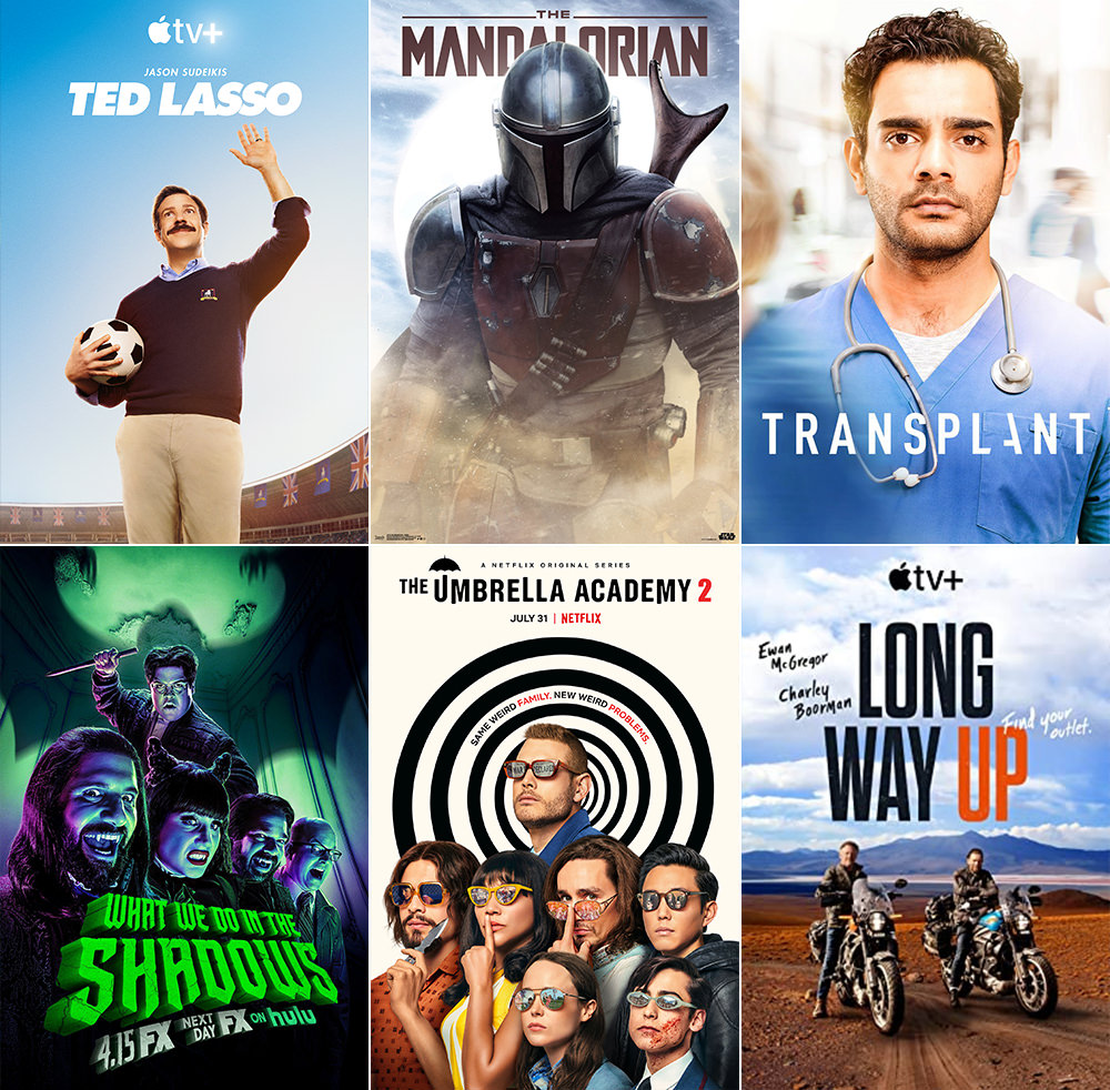 Favorite Television Shows 2020