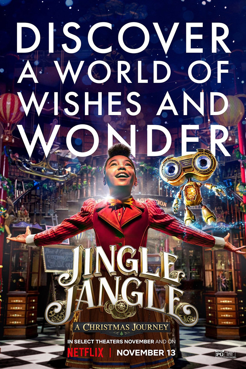 Jingle Jangle Poster
