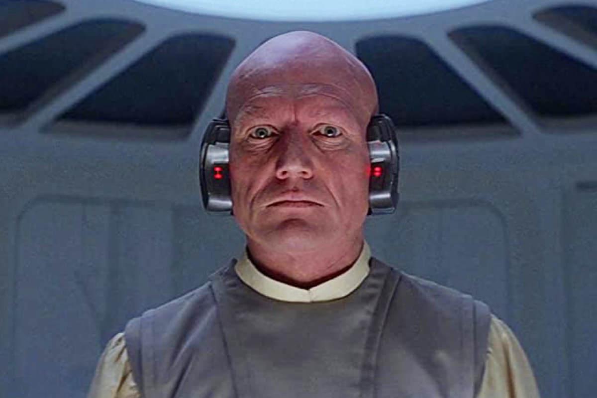 John Hollis as Lobot.