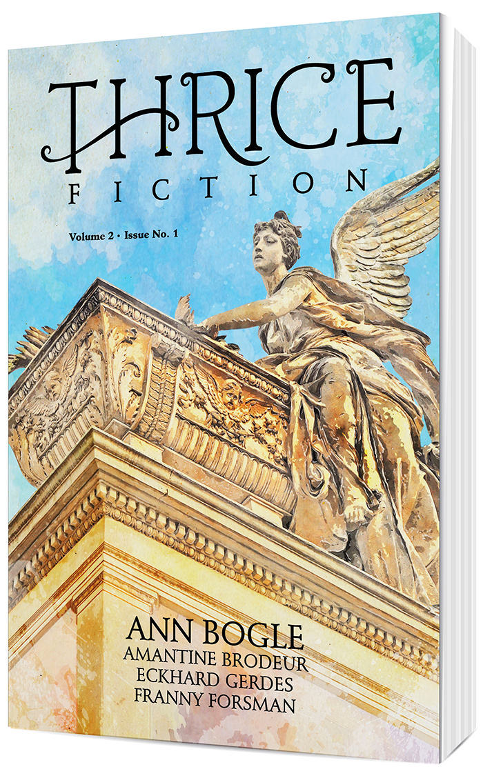 Thrice Fiction Vol 2., Issue No. 1.