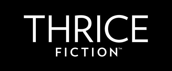 Thrice Fiction Vol 1. Logo