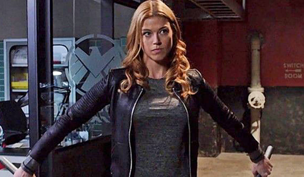 Bobbi Morse from the AGENTS OF SHIELD TV show.