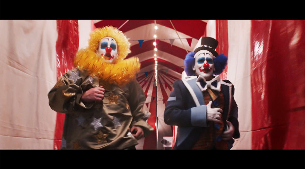 Wanda's expanding reality bubble has overtaken them and turned them into circus clowns.