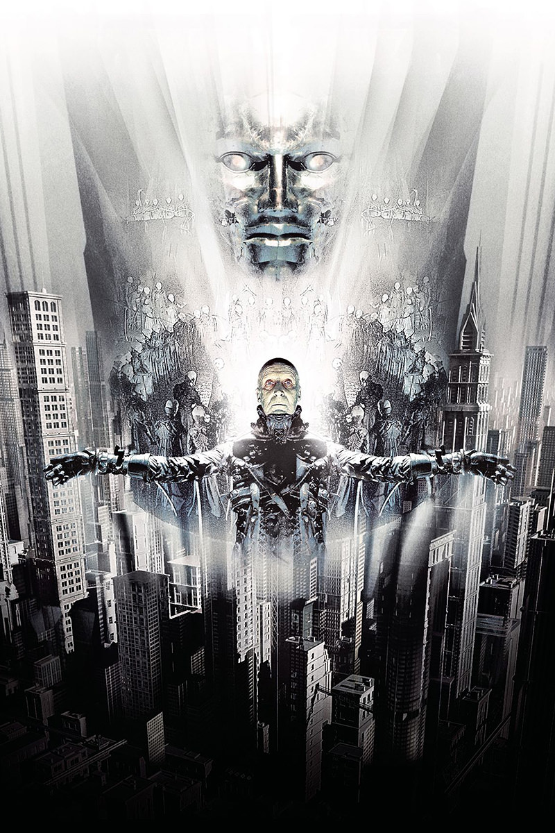 Dark City Movie Poster!