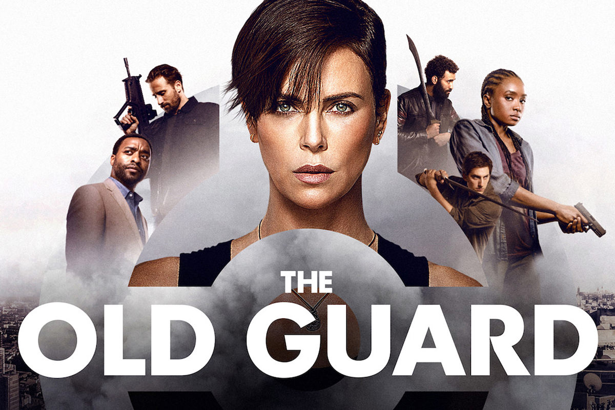 The Old Guard teaser poster.