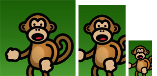 Bad Monkey Wallpaper Thumb